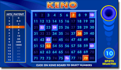 Play The Best Free Keno Games In Canada