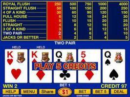 Free jacks or better video poker downloads